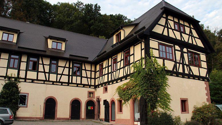 . Das alte Gutshaus, in dem der Seehof untergebracht ist, wurde von jugendlichen Strafgefangenen renoviert.